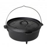 Afbeelding van Bo Camp Dutch Oven gietijzeren pan