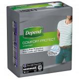 Afbeelding van Depend Pants For Men Super Small / Medium 5 pakken