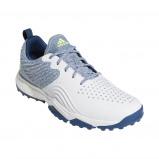 Afbeelding van Adidas Adipower 4orged heren golfschoenen (Kleur: grijs/wit, Maat: 42)
