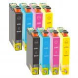 Afbeelding van Geschikt 2x Epson T1295 Voordeelbundel (inktcartridges) Alleeninkt