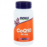 Afbeelding van Now Foods Coq10 30 Mg Vegetarian 60 Veggie Caps