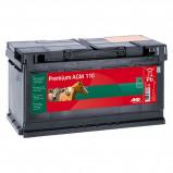 Bild av Ako Fencing Battery Premium AGM 110Ah 110Ah