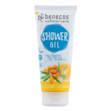Abbildung von Benecos Natural Shower Gel Sea Buckthorn Orange Dusche & Bad Beauty