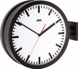 Image of Balance Time Dubble 2.0 Station wall clock