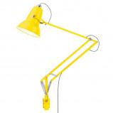 Afbeelding van Anglepoise anglepoise®original 1227 Giant IP65 wandlamp geel, staal, aluminium, E27, 13 W, energie efficiëntie: A+
