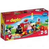 Afbeelding van 10597 LEGO® DUPLO® Mickey en Minnie verjaardagsoptocht