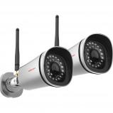 Afbeelding van Foscam FI9900P Duo Pack IP camera