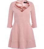 Kép: Abito Elisabetta Franchi color rosa antico con corpetto