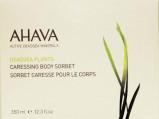 Afbeelding van Ahava Caressing Body Sorbet Mandarin & Cedarwood, 350 gram