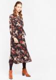 Image de Maxi robe col lavallière LolaLiza Taille 36