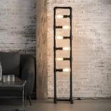 Afbeelding van AnLi Style Vloerlamp Ace met 6 Lampen