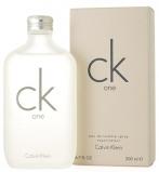 Afbeelding van Calvin Klein CK One Eau De Toilette Unisex 200ml