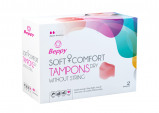 Image of Beppy Soft + Comfort Tampons DRY 2 pcs.