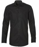Afbeelding van Casa Moda Overhemd Extra Lang Zwart 40
