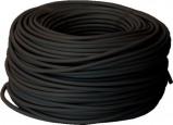 Afbeelding van Eb Elektra kabel VMVS 3x0,75 [zwart] per 100 mtr.
