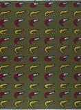 Zdjęcie Vlisco VL01149.119.04 African print fabric Wax Hollandais