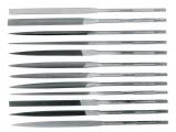 Afbeelding van Nicholson T0014470602 Precisie vijl 12 stuks in etui