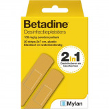 Afbeelding van Betadine Desinfectiepleisters 20st