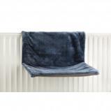 Abbildung von Beeztees Heizungshängematte Sleepy Blau 46x31x24cm