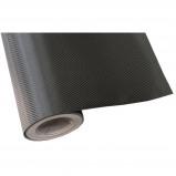 Afbeelding van Autostyle 3d carbonfolie 152x200cm zwart zelfklevend