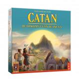 Afbeelding van 999 Games Catan: de opkomst van inca's bordspel