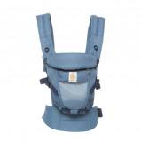 Afbeelding van Ergobaby Adapt Cool Air Mesh draagzak oxford blue