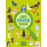 Afbeelding van 1001 dingen zoeken: dieren zoeken Marta Sorte