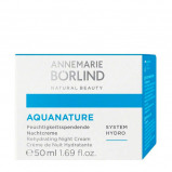 Afbeelding van Annemarie Borlind Aquanature hydraterende nachtcreme 50ml