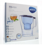 Afbeelding van Brita Fill & Enjoy Aluna Cool Blue 2400ml