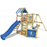Image of Fatmoose Wooden climbing frame SeaFlyer