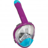 Afbeelding van Aqua Lung Atlantis 3.0 Full Face Snorkelmasker Junior Purple Blue