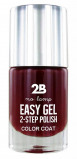 Afbeelding van 2B Nagellak Easy Gel 2 Step Polish 508 Vino Divino