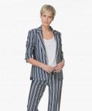 Bilde av Drykorn Blazer Belsize Striped