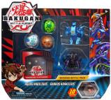 Image of Bakugan Battle Pack Aquos Nobilious & Darkus Krakelios