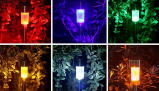 Imagine din 10 or 20 Stainless Steel Solar Lights 3 Colours