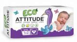 Afbeelding van Attitude Ecologische Luiers Maat 1/2