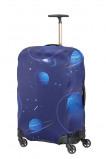 Afbeelding van Samsonite Accessoires Lycra Luggage Cover M spaceman Kofferhoes
