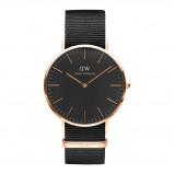 Afbeelding van Daniel Wellington Classic Black Cornwall 40mm horloge