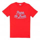 Afbeelding van Cheaque Paire De Loule Shirt Heren Red L