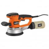 Afbeelding van AEG EX 150 ES Excentrische schuurmachine in koffer 440W 150mm variabel