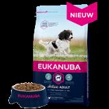Image de Eukanuba Adult Medium Breed pour chien 12kg