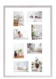 Afbeelding van Henzo Modern Fotolijst 50x70 cm Fotoformaat / 40x60 ...