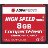 Afbeelding van AgfaPhoto Compact Flash 8GB High Speed 120x MLC