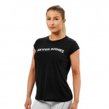 "Bilde av ""Better Bodies Woman Better Bodies Astoria Tee Black*"""