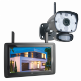 Afbeelding van ELRO CZ60RIPS Wireless Camera Security Set met 9 Monitor & App