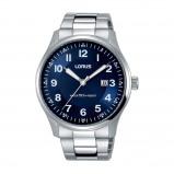 Afbeelding van Lorus RH937HX9 herenhorloge horloge Zilverkleur