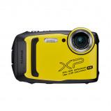 Afbeelding van Fujifilm Finepix XP140 compact camera Geel