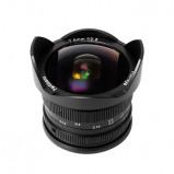 Afbeelding van 7artisans 7,5mm F/2.8 zwart voor Sony E mount