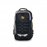 Afbeelding van Brabo Backpack TeXtreme Hockeytas Junior Black Gold