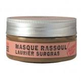 Afbeelding van Aleppo Soap Co Lava Klei Laurier Masker, 140 gram